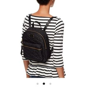 BNWT Kate Spade Quilted Small Bradley Backpack